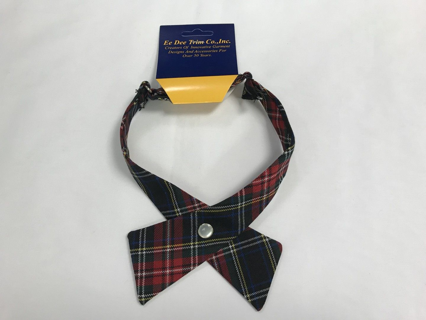 Plaid 56 Cross Tie Items