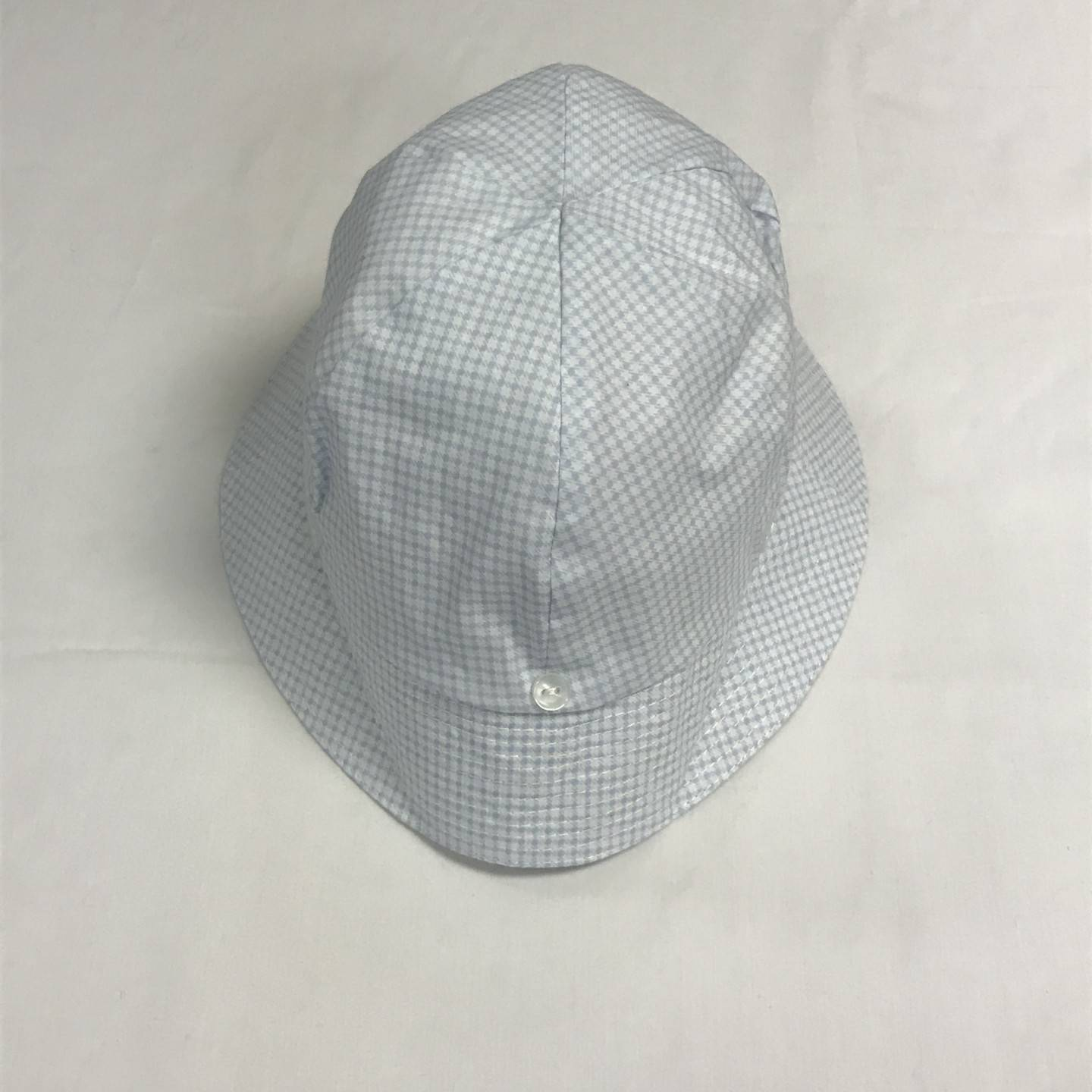 LIGHT BLUE SUN HAT SIZES 2-4 YEARS