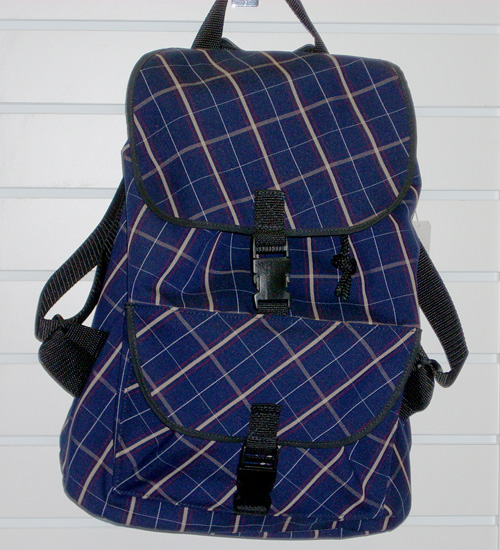BackpackPlaid 6A