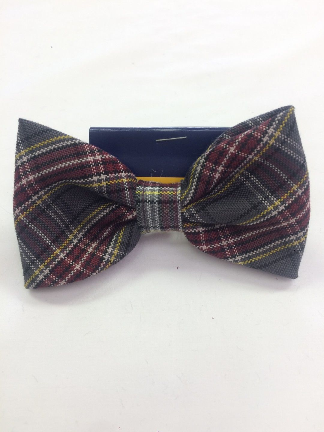 Plaid 43 Bow Tie Items