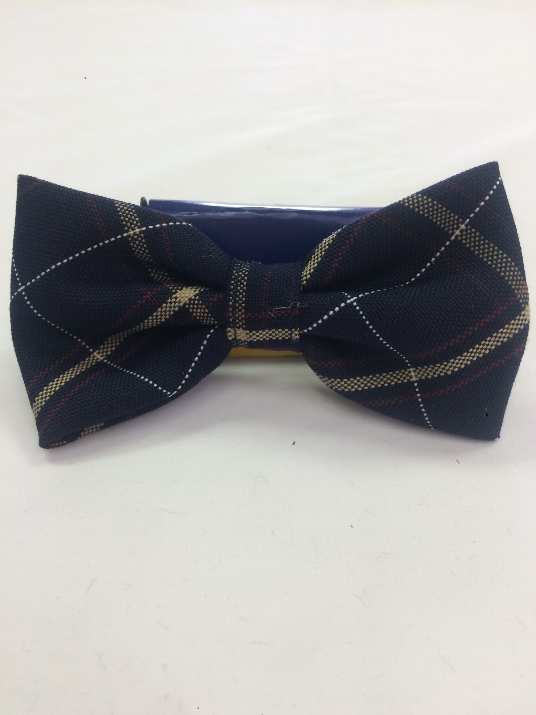 Plaid 6A Bow Tie Items