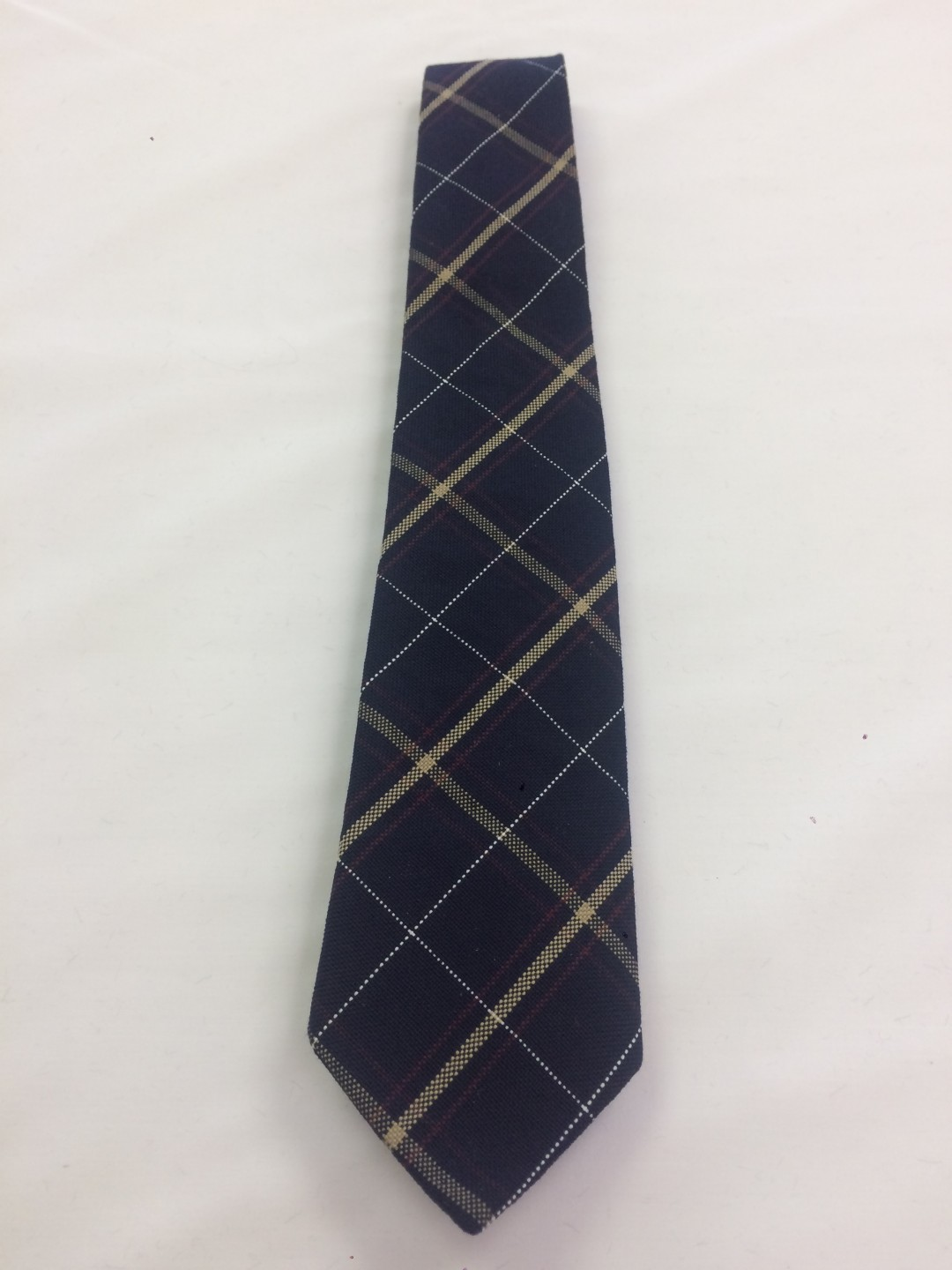 Plaid 6A Long Tie Items