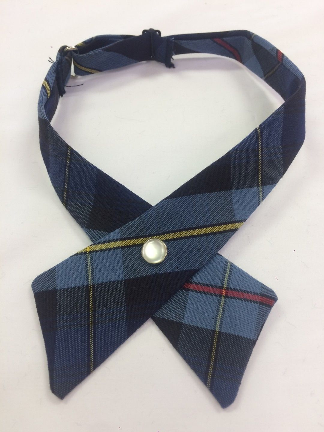 Plaid 41 Cross Tie Items