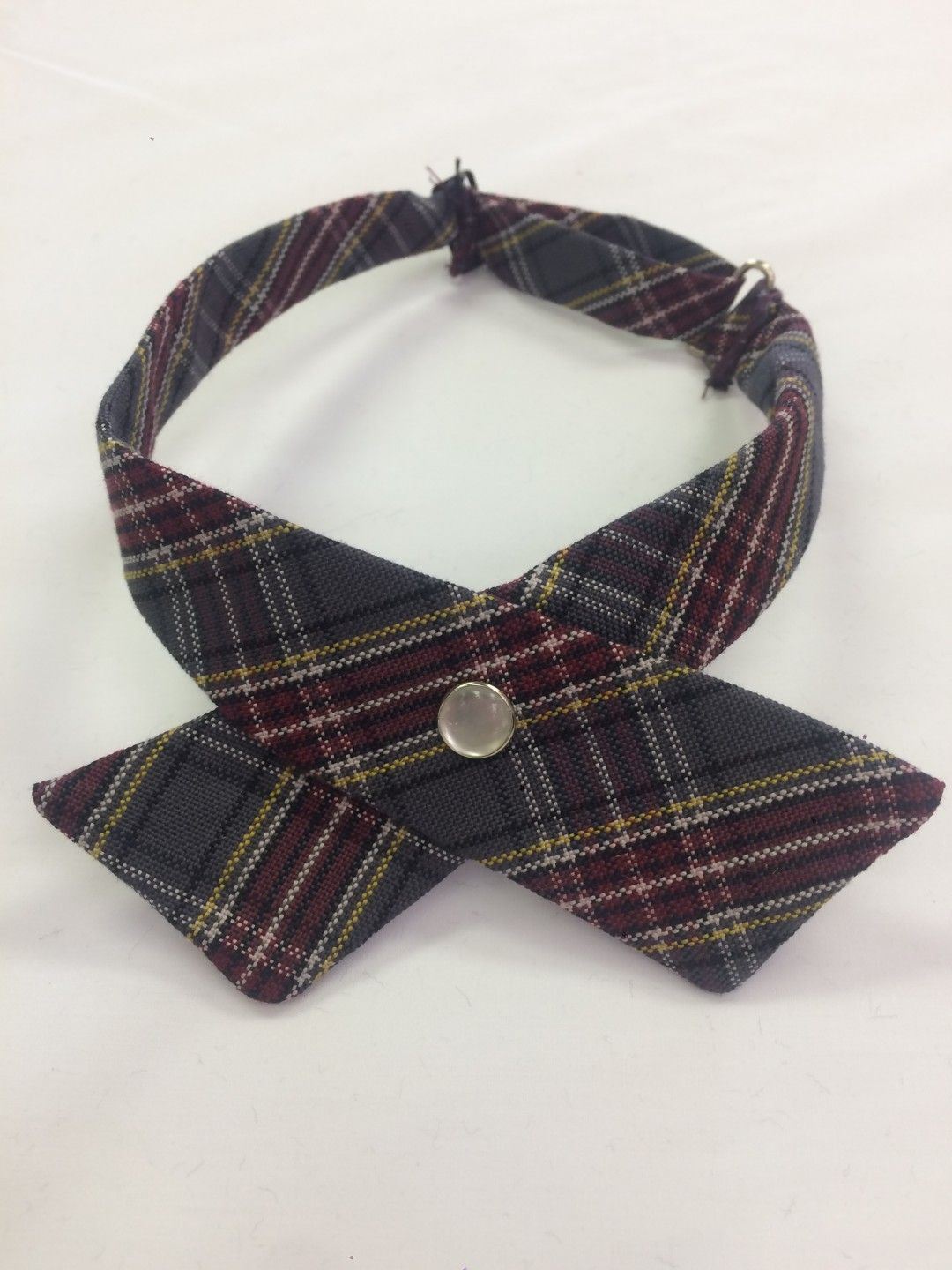 Plaid 43 Cross Tie Items