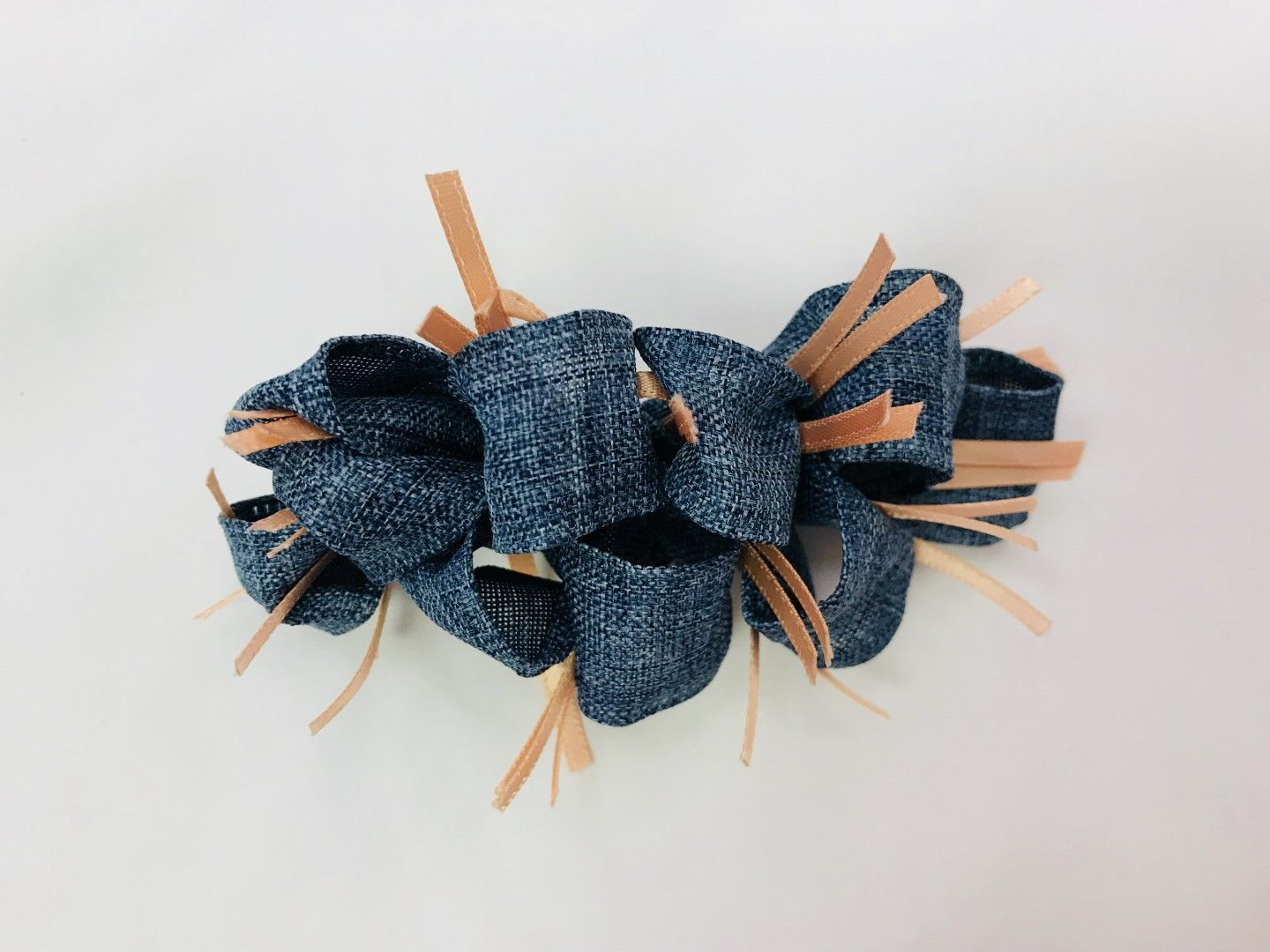 CHEE CHEE DENIM BOW