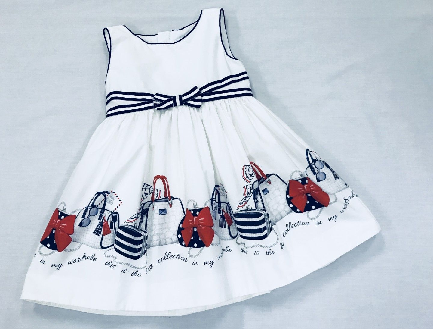 RED, WHITE, AND BLUE DRESS SIZES 2-8
