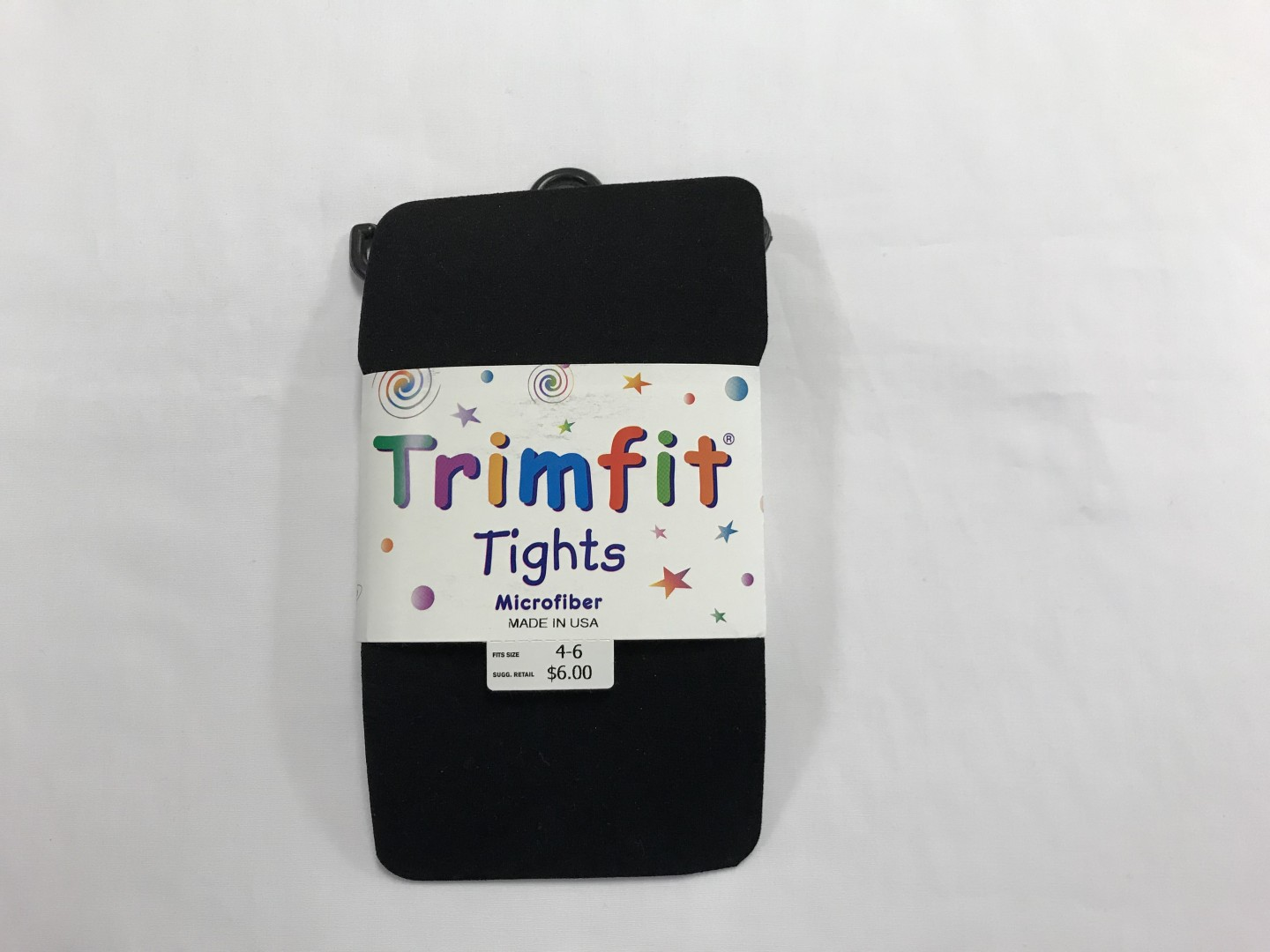 Opaque TightsBlack