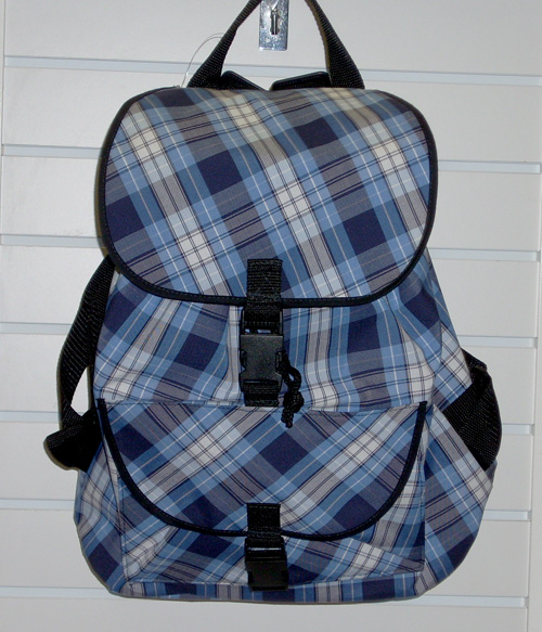 BackpackPlaid 76