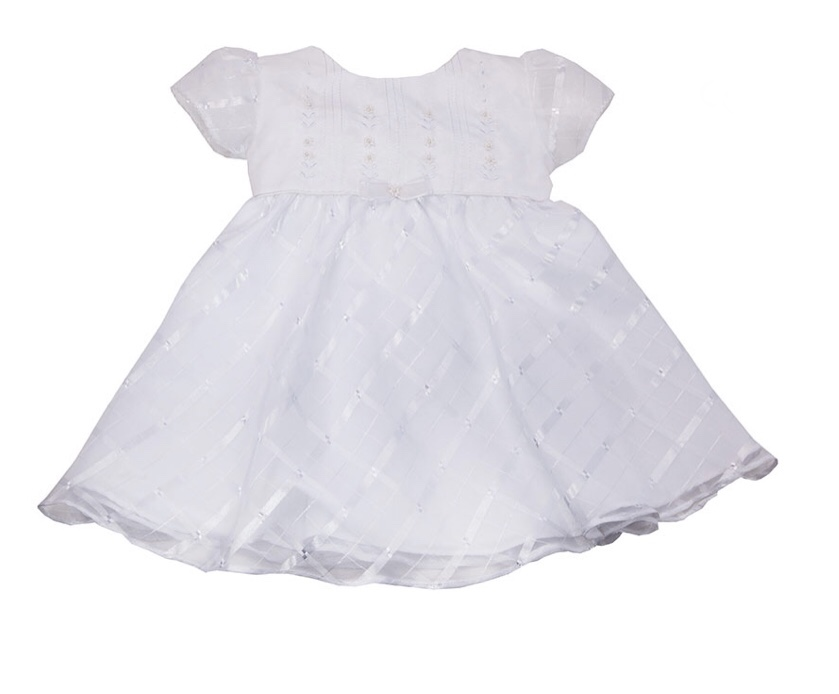 KARELA KIDS GIRLS CHRISTENING DRESS