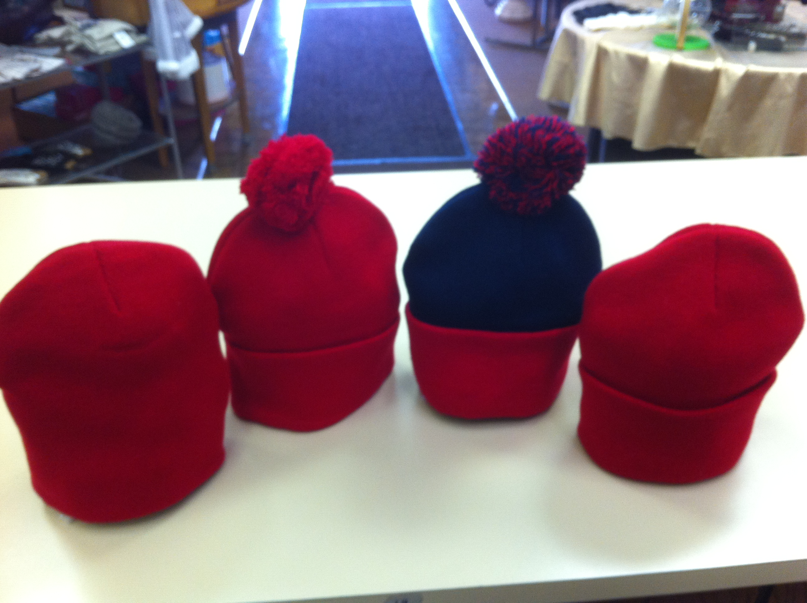 Check out our Hats
