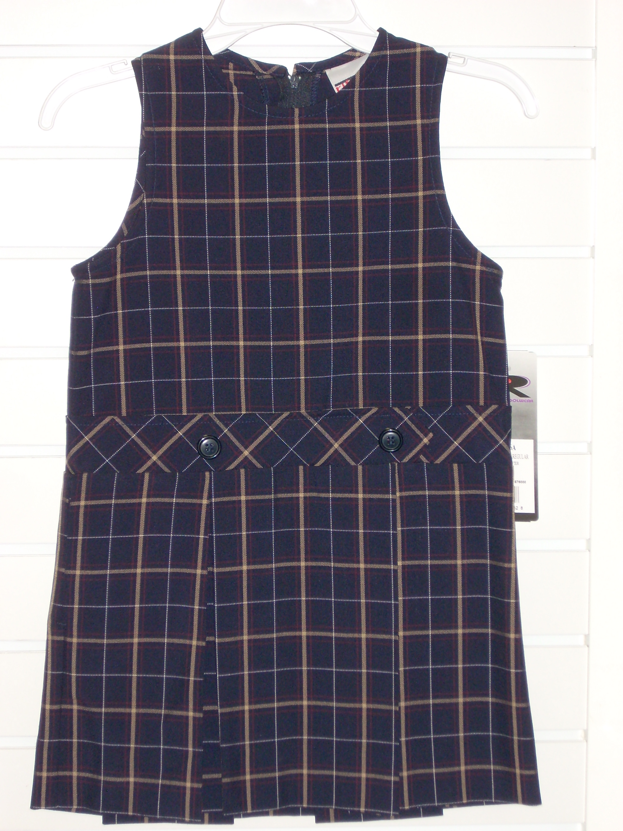 Dropwaist Jumper
