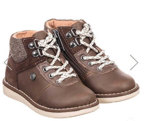 MAYORAL OUTDOOR BOOTS FOR TODDLERS
