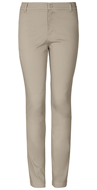 Girl's Khaki Skinny Pants
